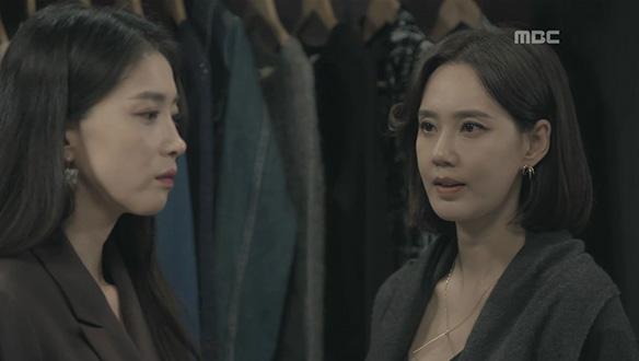 """""""진실을 이길 거 같아?""""…나경(오윤아)을 몰아세우는 재희(오현경) [44회]"""