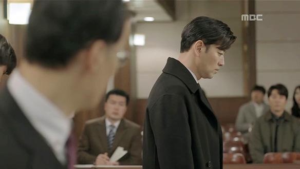 """""""모든 사실을 증언해줄 증인을 신청합니다""""…법정에 선 재욱(배수빈) [45회]"""