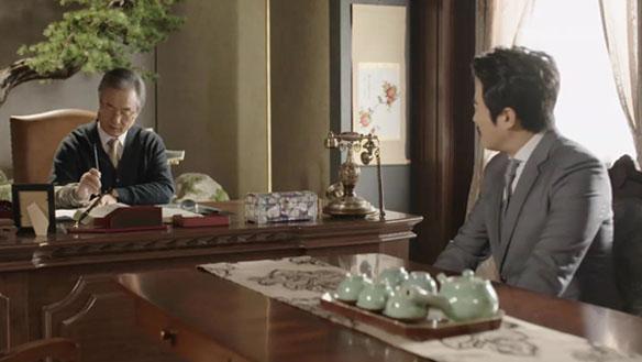 """""""내가 서이경과 갈라선다면, 자네는 누구 손을 잡을 건가?""""…태준(정동환), 재현(임호)에 거래제안 [18회]"""