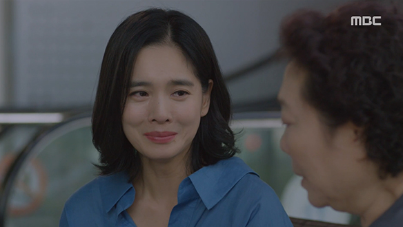 """""""내가 지켜줄 거니까 다 잊어""""…세영(정혜영), 겨우 꺼낸 속 마음 [39회]"""