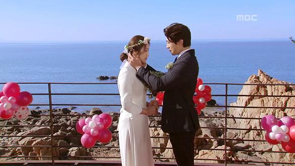 """""""우리는 부부가 되었습니다""""…도빈(김경남)과 우정(서해원), 결혼 [103회]"""