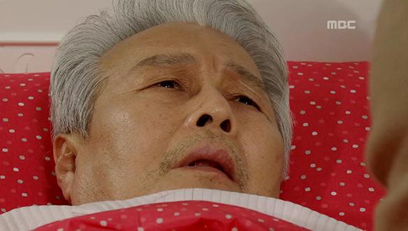 """""""할아버지라고 다시 한 번 불러줄 수 있냐""""… 깨어난 오상필(서인석) [119회]"""