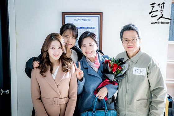 [비하인드] 마지막까지 열일하는 배우님들♡