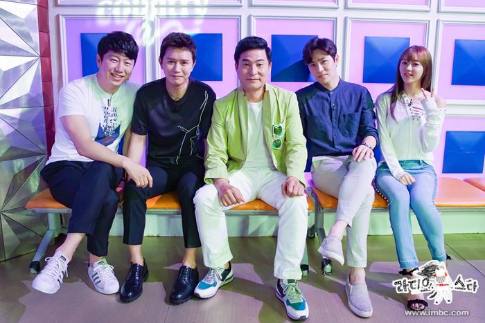 라디오스타 :: 김수로, 김민종, 이한위, 이동하, 유아_1
