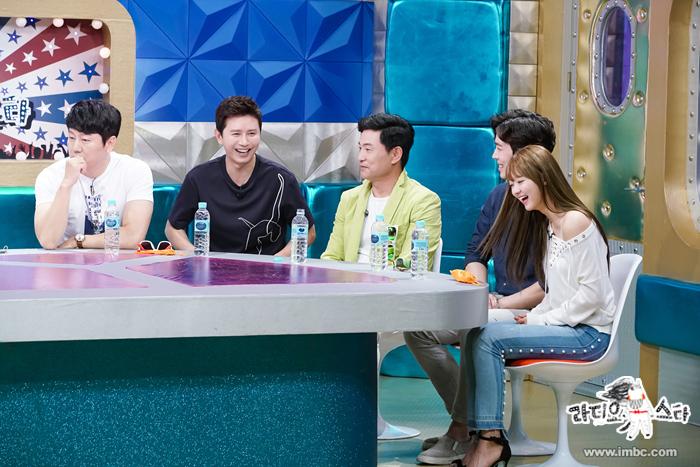 라디오스타 :: 김수로, 김민종, 이한위, 이동하, 유아_27