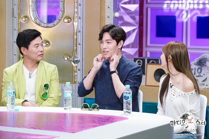 라디오스타 :: 김수로, 김민종, 이한위, 이동하, 유아_32