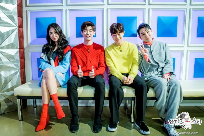 라디오스타 :: 소유, 에릭남, 김동준, 김호영 + 스페셜 MC 양세찬