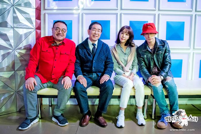 라디오스타 :: 김흥국, 박원순, 김이나, 고장환