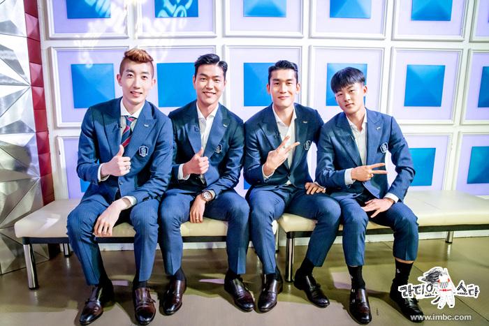 라디오스타 :: 조현우, 김영권, 이용, 이승우