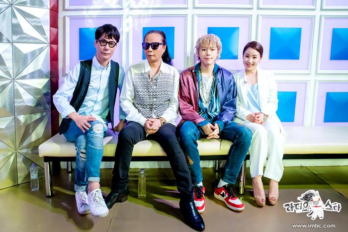 라디오스타 :: 윤상, 김태원, 지코, 조현아