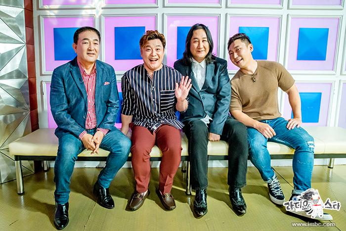 라디오스타 :: 임채무, 윤정수, 김도균, 이승윤