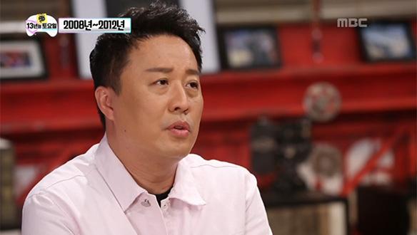 """'레슬링 특집'의 에이스 정준하, """"인정받기 위해 열심히 했다"""" [특집회]"""