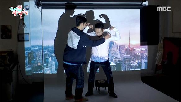 승윤, 포즈가 어려워~ 현석 매니저의 조언으로 탄생한 화보☆★ [36회]