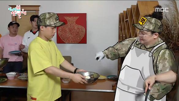 화룡점정 영자 손맛 열무 비빔밥으로 마무리~ 잘 먹었습니다! [59회]