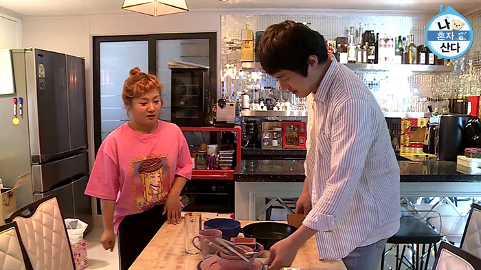 무지개 회원 :: 박나래, 기안84, 이시언