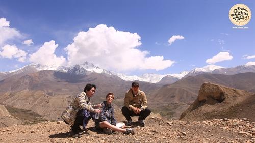 그림 같은 오지, 네팔에서 펼쳐졌던 무일푼 무전여행!