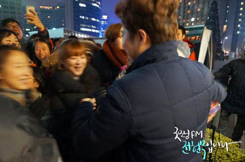 1212금 굿모닝FM 특집 공개방송! <안아드림♥>_8